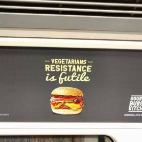 Gourmet Murder Kitchen: Why GBK's latest campaign is just lazy marketing.